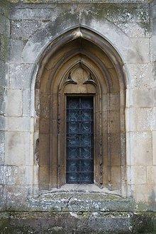 Fotografie - fotografia- okienko gotického kostolíka - 8916646_