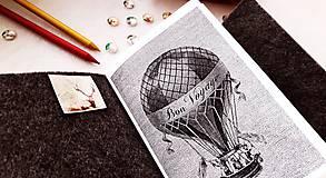 Papiernictvo - Diár Softwille Bledosivý - 8914543_