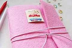 Papiernictvo - Diár Softwille Cukrová vata - 8914914_