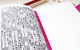 Papiernictvo - Diár Softwille Fuchsia - 8916196_