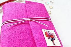 Papiernictvo - Diár Softwille Fuchsia - 8916218_
