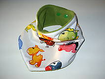 Detské doplnky - nákrčník -šatka - 8916125_