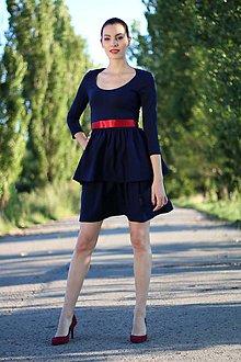 Šaty - Šaty s volánmi - 8920856_
