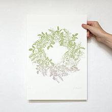 Grafika - In bloom print - 8918824_