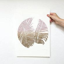 Grafika - Palm tree print - 8918862_