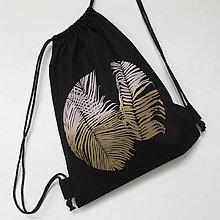 Batohy - Palm tree bag - 8918871_