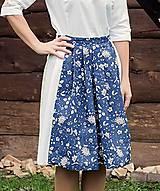 Sukne - Skladaná sukňa - teraz za 23 € - 8921305_