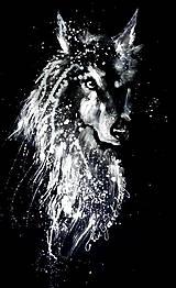 Oblečenie - vlk - 8918577_