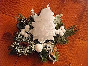 Pre potešenie duše - erikak Vianočné dekorácie Vianočné svietniky a ... cbcea70d133