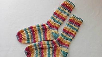 Obuv - Vlnené ponožky - 8919865_