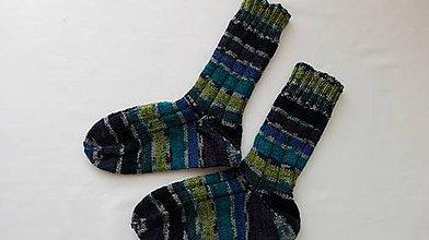 Obuv - Vlnené ponožky - 8919880_