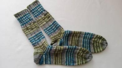 Obuv - Vlnené ponožky - 8919930_