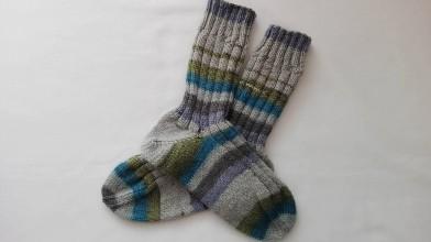 Obuv - Vlnené ponožky - 8919960_