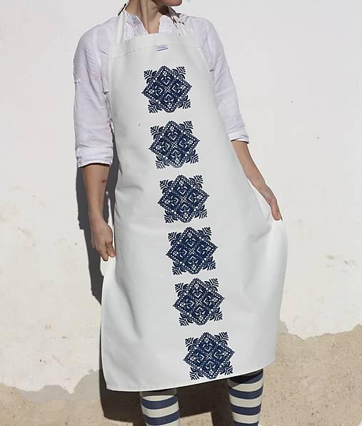 Úžitkový textil -  zástěra