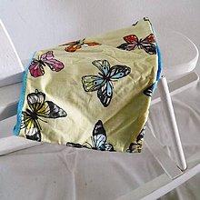 Šály - nákrčník motýle - 8923866_