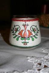 Svietidlá a sviečky - Svietnik - folklór - 8925370_
