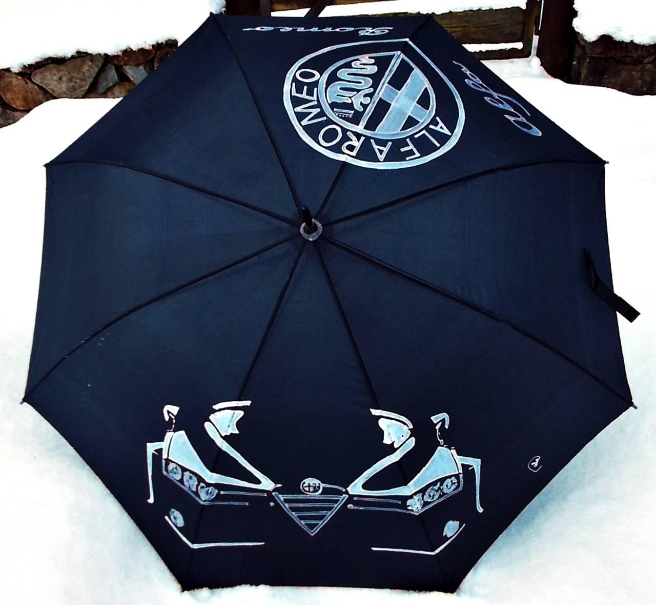 Ddnik Alfa Romeo Nvrh Familydecor Akart Umbrella