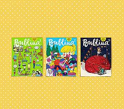 Návody a literatúra - Bubliny 1,2 a 3 - 8925918_