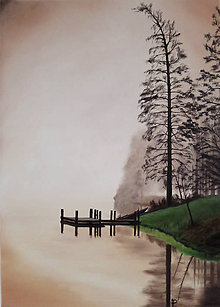 Obrazy - Obraz - Láska k prírode - 8928427_