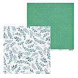 - Papier obojstraný 30,5x30,5cm North Pole - č.5 - 8928551_