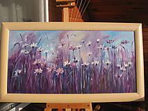 Obrazy - Purple meadow - 8926638_