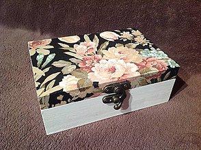 Krabičky - Šperkovnička - 8928207_