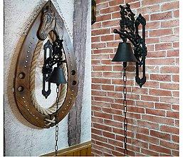 Dekorácie - Zvon, zvonica, zvonček - 8929971_
