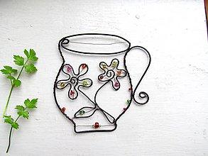 Dekorácie - bylinkový čaj ☕ - 8927013_