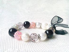 Náramky - Viva La BonBon bracelet - 8933810_