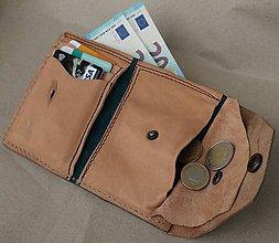 Peňaženky - Peňaženka - nový tip - 8933519_