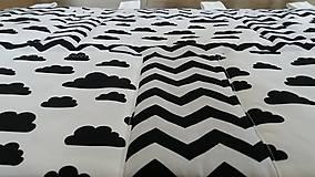 Úžitkový textil - Zástena s kapsama - 8933316_