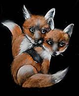 Oblečenie - líšky - 8931874_