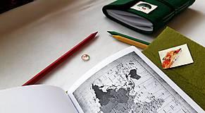 Papiernictvo - Diár Softwille Smaragd - 8931627_
