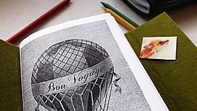 Papiernictvo - Diár Softwille Smaragd - 8931628_
