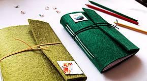 Papiernictvo - Diár Softwille Smaragd - 8931631_