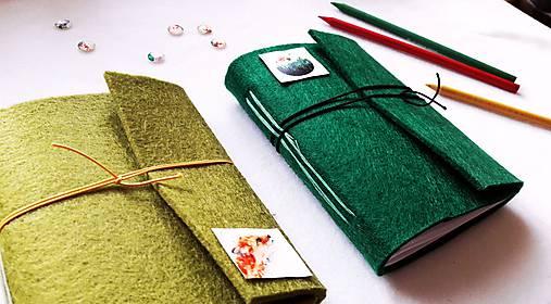 Diár Softwille Smaragd