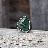 Prstene - Aventurín - prsteň - 8933208_