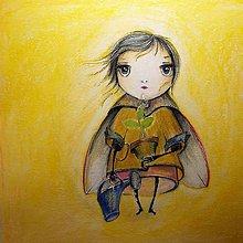 Kresby - Viera - Ilustrácia, Reprodukcia - 8933845_
