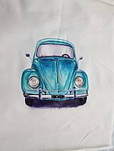 Textil - teplákovina panel auto - 8933083_