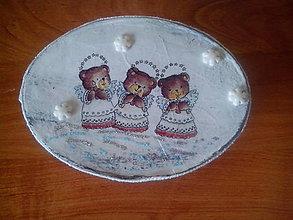 Krabičky - medvedí andílci - 8938092_