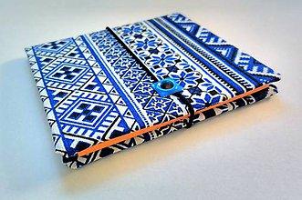 Papiernictvo - Mini zápisníček - nákupníček (Poznámkovník - nákupníček) - 8936760_