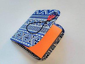 Papiernictvo - Mini zápisníček - nákupníček (Poznámkovník - nákupníček) - 8936813_