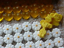 Darčeky pre svadobčanov - Darčeky pre svadobných hostí-Žltá kolekcia - 8935447_