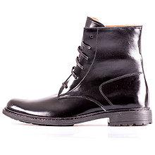 b483afec40 Hnedé pánske kožené topánky   chalany - SAShE.sk - Handmade Obuv