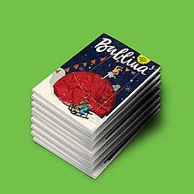 Návody a literatúra - Bublina 3 - balíček 10 ks - 8936309_