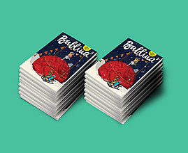 Návody a literatúra - Bublina 3 - balíček 20 ks - 8936363_