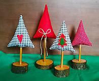 Dekorácie - Vianočný stromček - 8935980_
