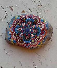 Kresby - Crazy Gaderský kamienok - Na kameni maľované - 8936921_