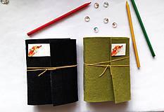 Papiernictvo - Diár Softwille Charcoal - 8936252_