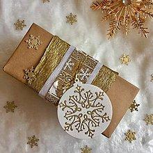Papiernictvo - Visačka vianočná Bambuľka - 8935394_